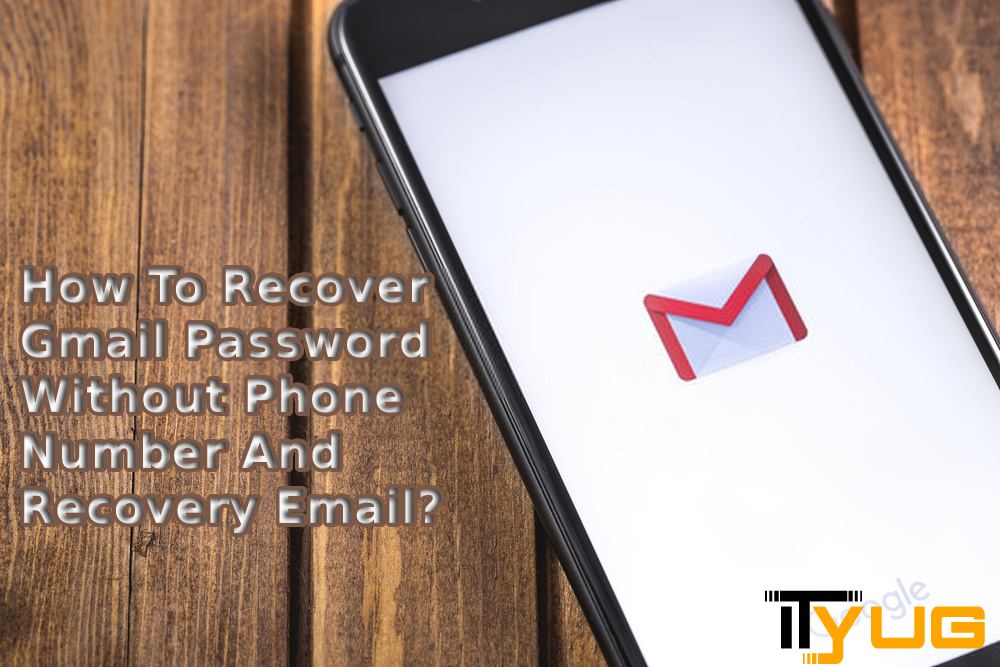 Recover Gmail